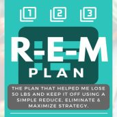 Plexus Slim and R-E-M Plan Guide and low carb diets